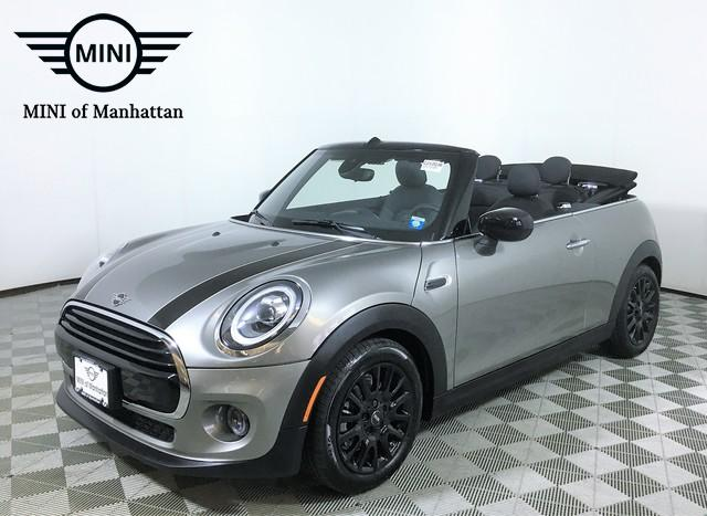New 2021 MINI Convertible Signature