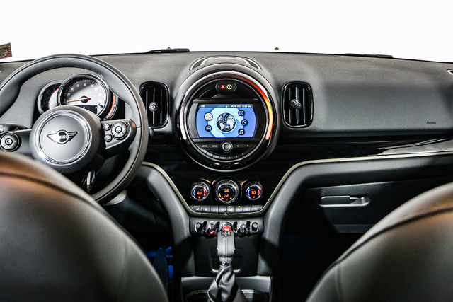 New 2019 MINI Cooper Countryman AWD Signature
