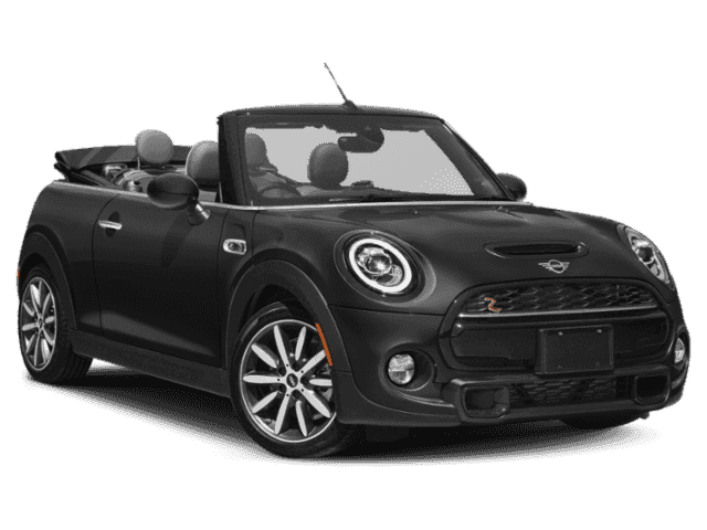 New 2019 MINI Convertible Cooper S FWD