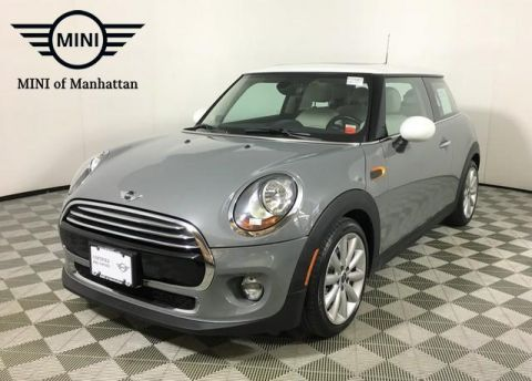 Certified Pre-Owned 2017 MINI Hardtop 2 Door Cooper FWD