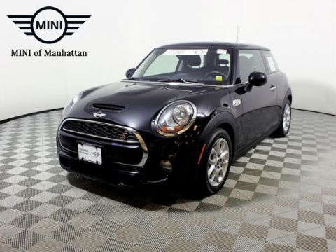 Certified Pre-Owned 2015 MINI Hardtop 2 Door Cooper S