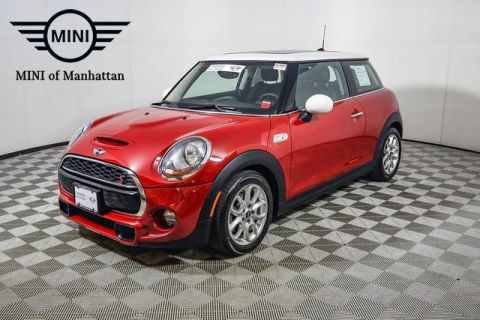 Certified Pre-Owned 2016 MINI Cooper Hardtop 2dr HB S