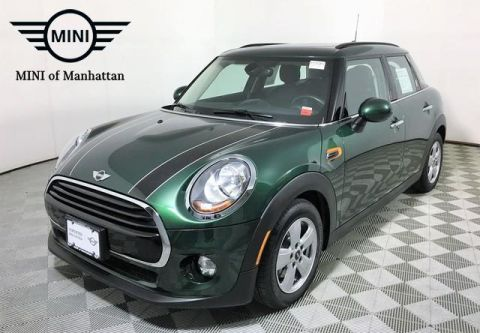 Certified Pre-Owned 2017 MINI Hardtop 4 Door Cooper FWD